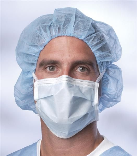 medline industries surgical mask