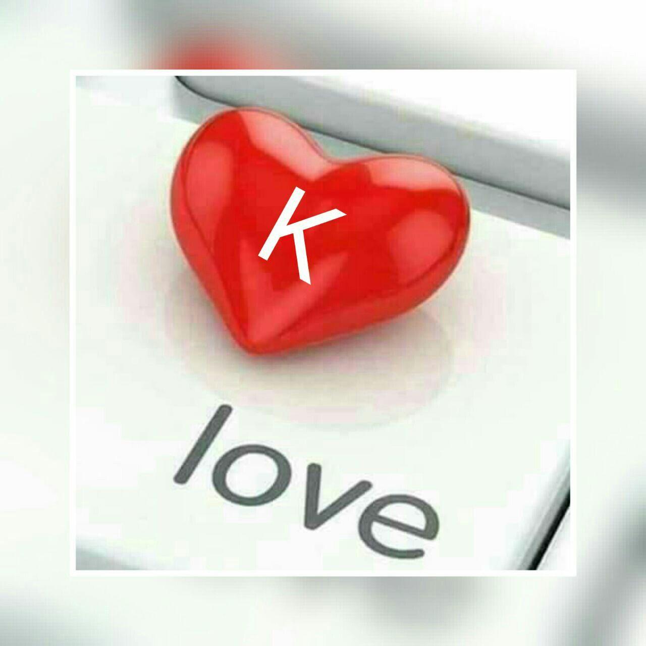 Khushi True Love Letter K