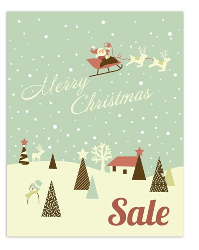 Christmas deer sale poster template will be a good choice for - microsoft publisher christmas templates