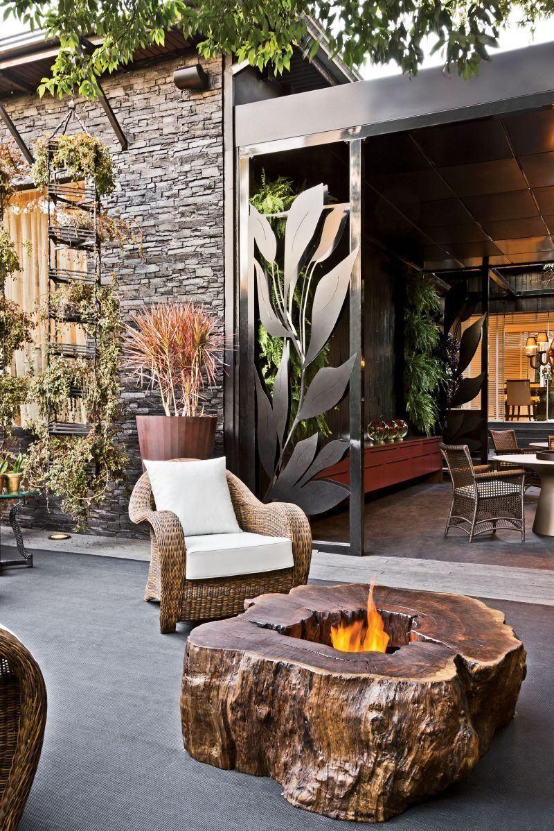 20 Erstaunlich Billig Diy Kleine Runde Terrasse Mit Feuerstelle Und Swings Ideen Kleine Terrasse Design Terassenideen Terassenentwurf