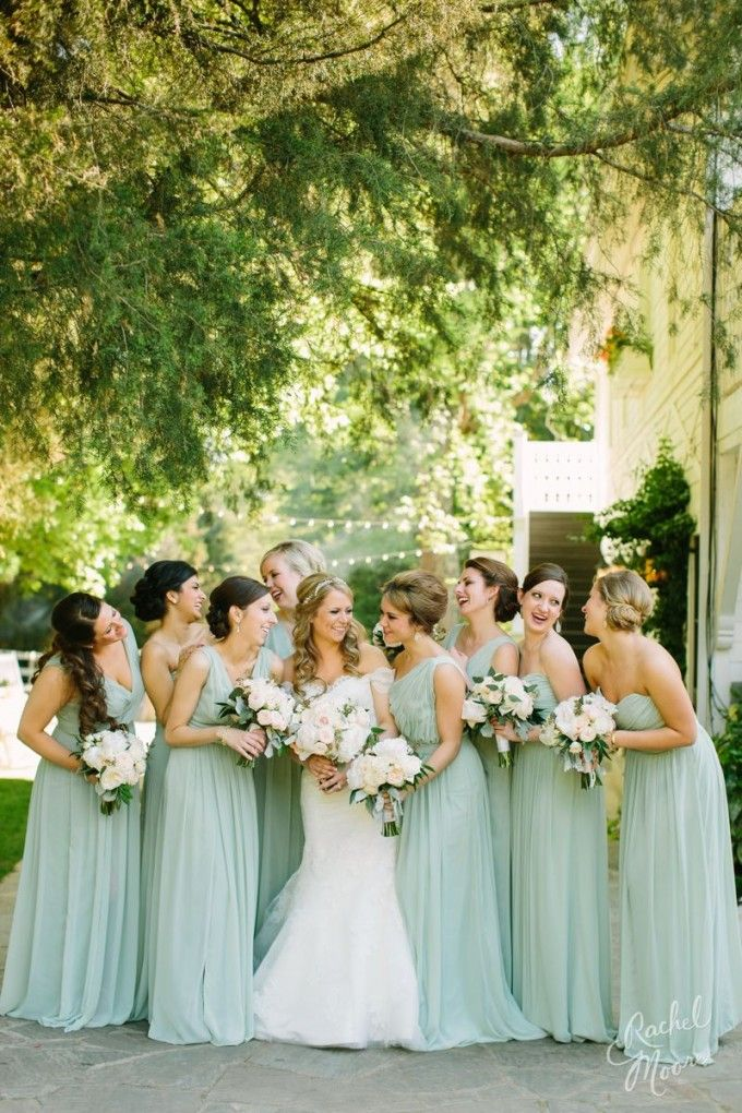 Dusty Shale And Gold Cedarwood Wedding Cedarwood Weddings Sage Bridesmaid Dresses Mint Bridesmaid Dresses Sage Wedding