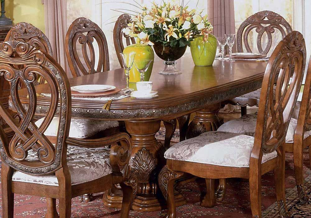 Dining Table Aico Furniture, Aico Dining Room Chairs