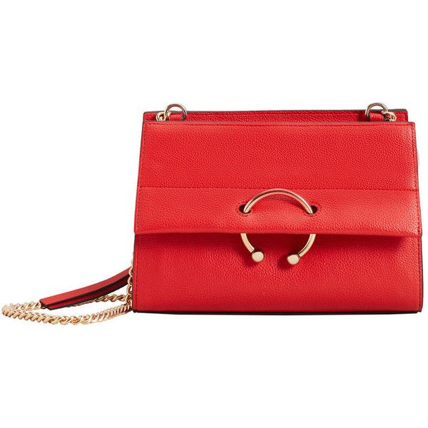 MANGO Metal appliqué bag ($60) ❤ liked on Polyvore featuring bags, handbags, applique handbags, chain handle handbags, zipper handbags, mango bags and chain shoulder bag