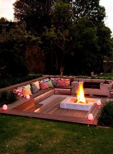 Designing a stylish boma (mit Bildern) | Garten, Garten ... on Modern Boma Ideas  id=16597