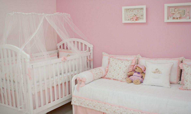 Quarto Para Beb Princesa Cl Ssica Rosa Antigo Quarto De Beb S E  ~ Quarto Lilás E Branco Com Quarto Neutro Para Bebe