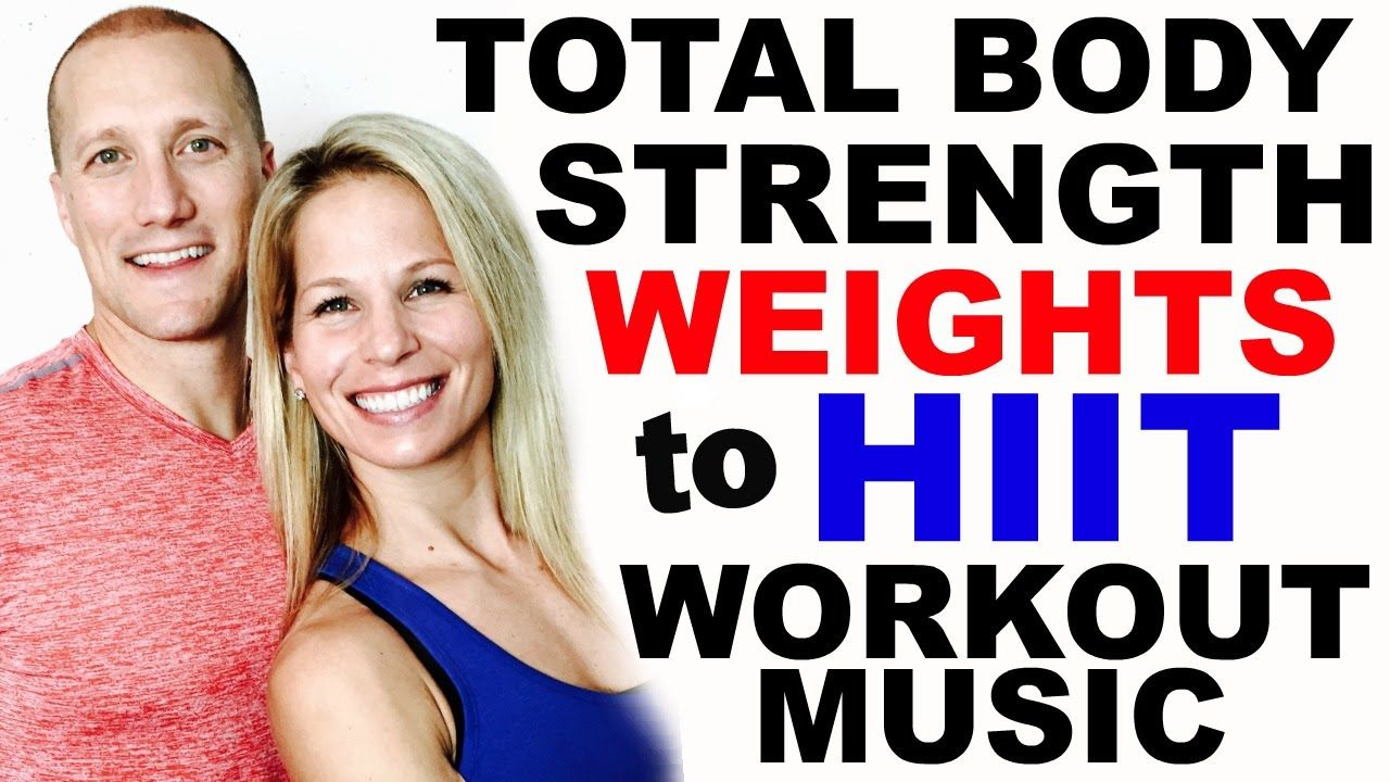Total Body Hiit Workout, Couples HIIT Strength Workout ...