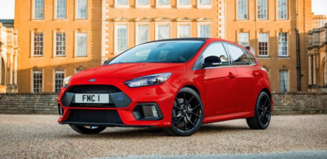 7 Things You Didn T Know About 2020 Ford Focus Rs St Design 7