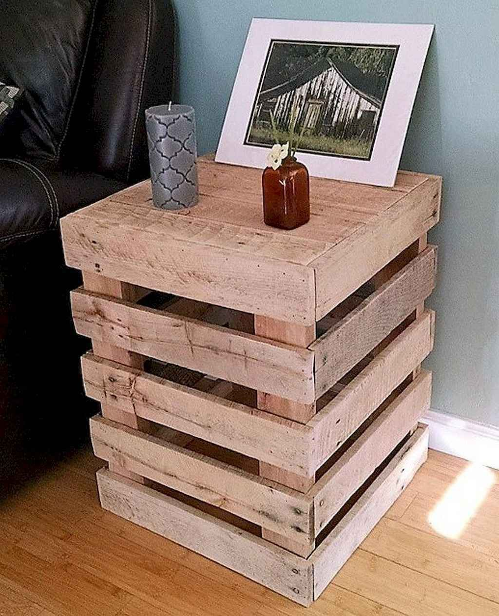 53 Easy DIY Pallet Project Home Decor Ideas