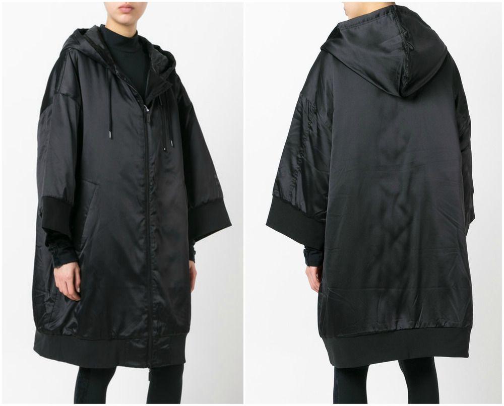 Puma Xtreme Oversized Hooded Jacket Black Satin Coat 57315201 Womens Uk10 150 Puma Dufflejacket Vintage Sportswear Oversized Hooded Jacket Casual Sportswear [ 806 x 1000 Pixel ]