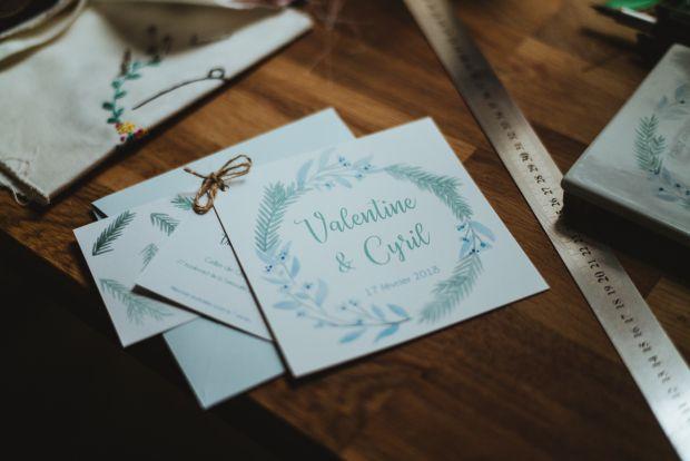 Mariage – Comment réaliser soit même ses faire-parts ?