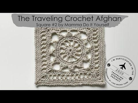 Crochet Afghan Square   Crochet Community