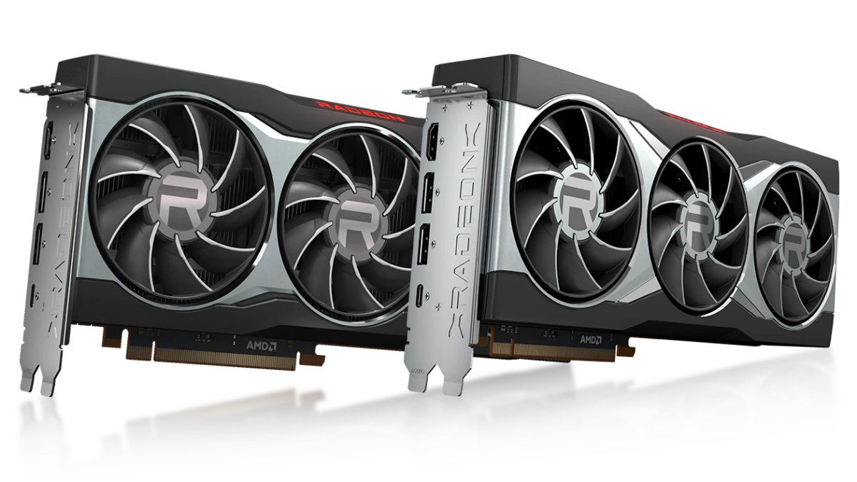 Amd Radeon Rx 6000 Gpu Series Officially Takes The Stage For More Click On Saved From Graphic Card Amd Reference Cards