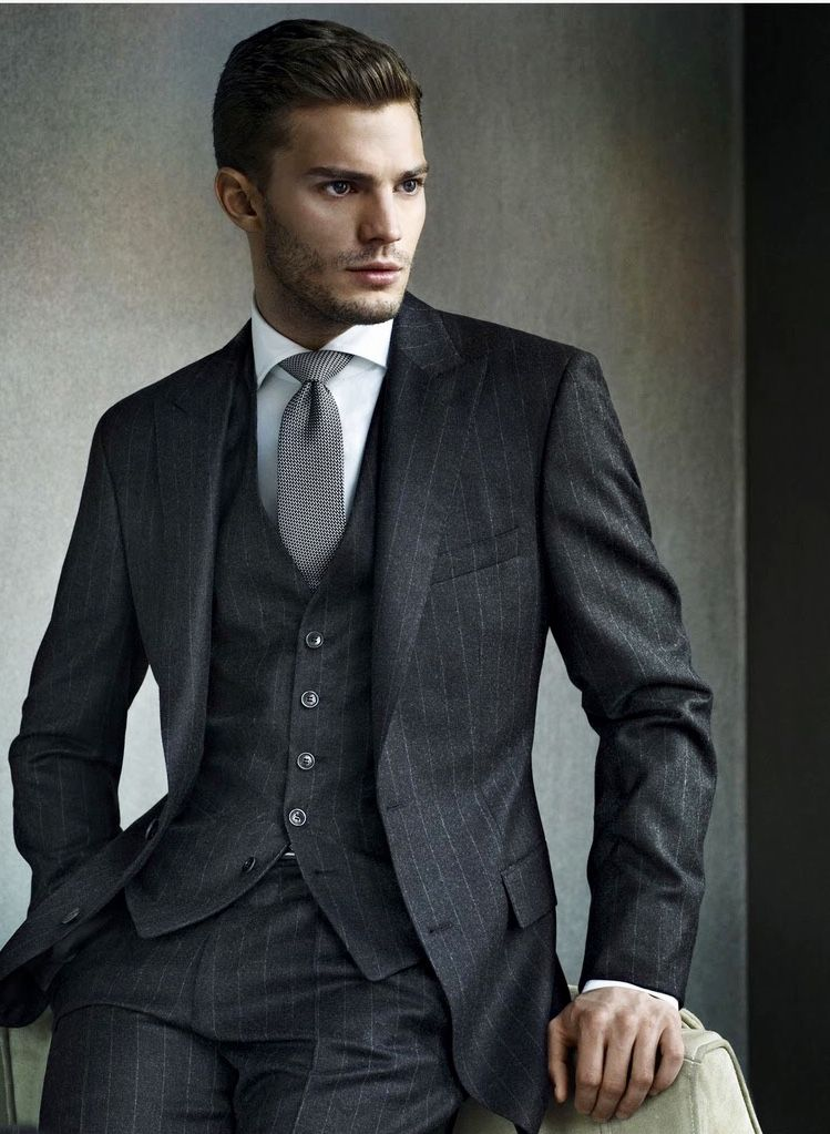 6ccd510d Jamie Dornan Hugo Boss Fall Winter ad campaign | 2008 | The ...