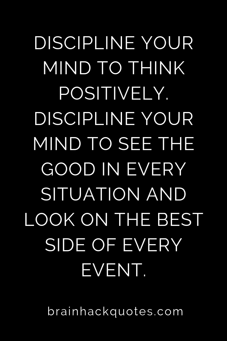 Positive Thinking Positive Quotes And Sayings