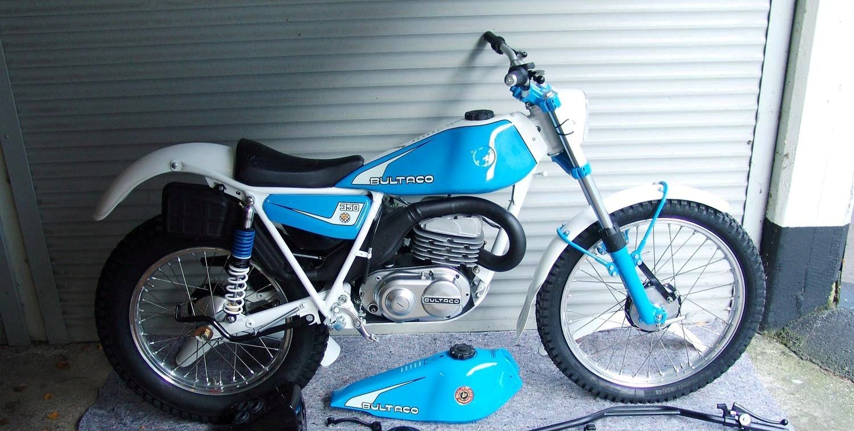 Bultaco Sherpa T 350 | vintage trials bike | Pinterest | Scrambler ...