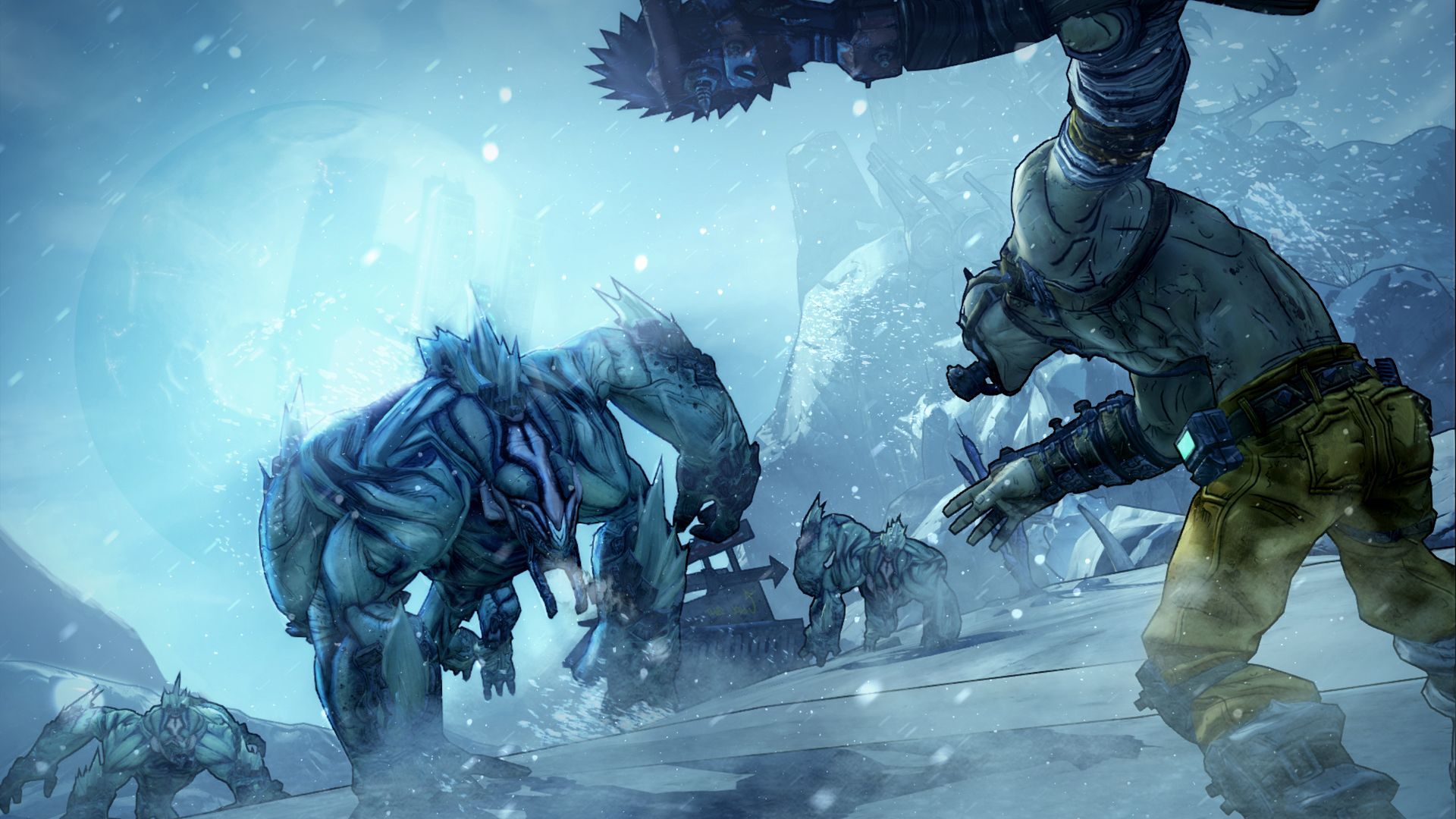 krieg borderlands 2 wallpaper hd 6 hd quality wallpapers full size