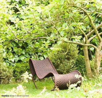 Madame Dakar / Moroso | Moroso | Pinterest | Transat, Chaise et Jardins