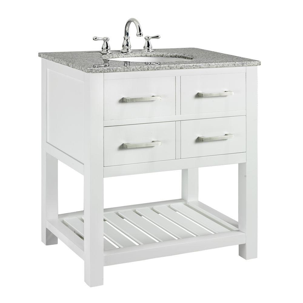 Home Decorators Collection Fraser 31 In W X 21 5 In D Bath