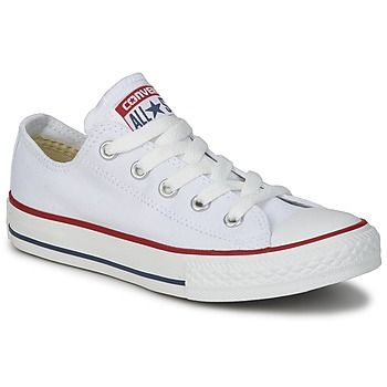 Converse All Bianche Star Optical White Bianche All LOW OX Dirty 31123b