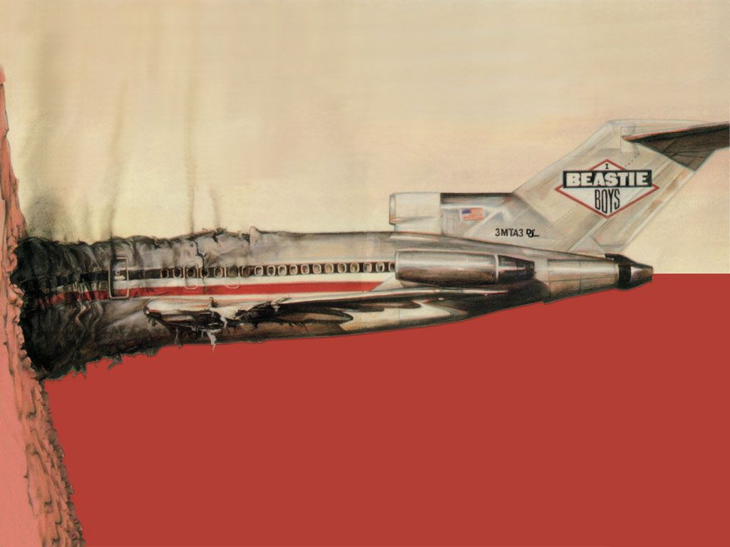 Beastie Boys Licensed To Ill 1986