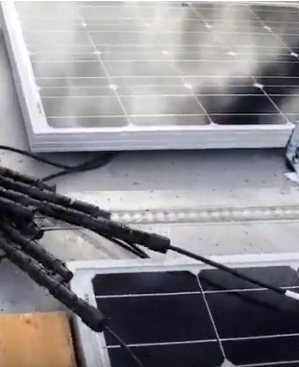 We Install Solar Panel In Our Ctc Solarpanelinstallation Solarpanels Solarenergy Solarpower Solargenerator In 2020 Solar Installation Solar Heating Best Solar Panels