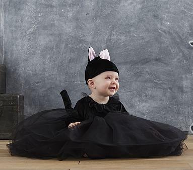 Baby Black Kitty Tutu Costume #pbkids