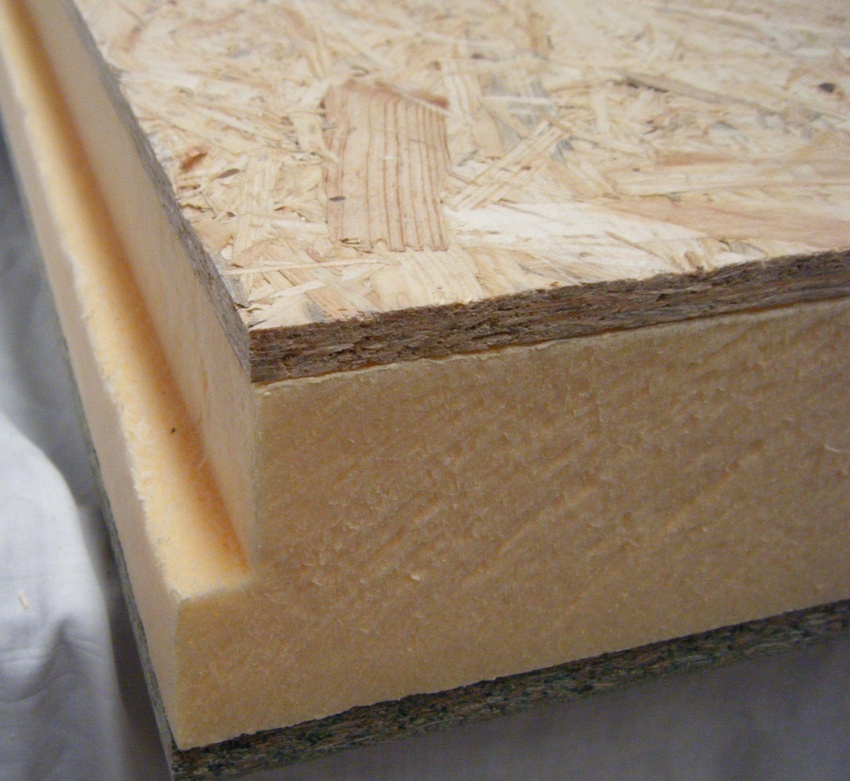 Lopez Panel, painel estágio, painel do telhado do Sandwich OSB, you ...