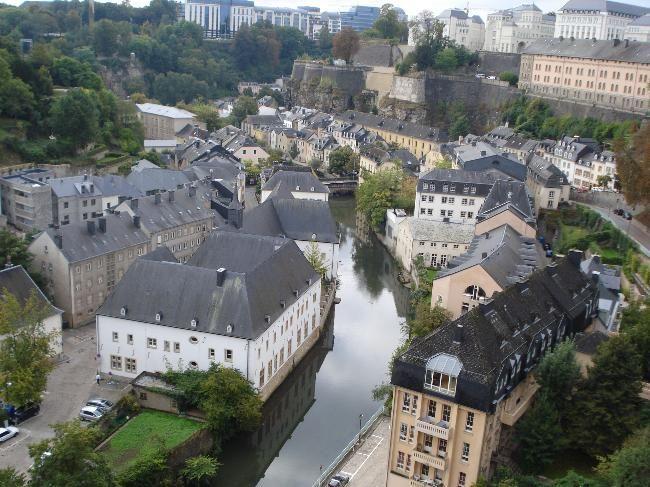 Luxembourg City, Luxembourg Luxembourg city, Luxembourg