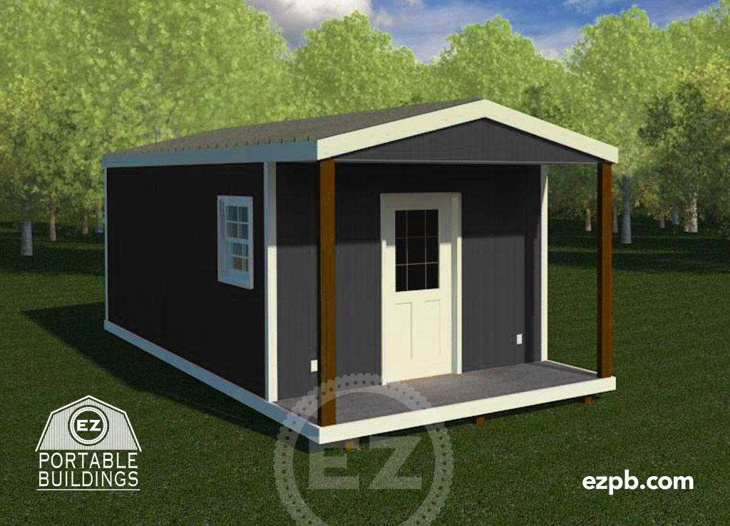 Design Your Own Storage Building Shed Barn Cabin Or Tiny House
