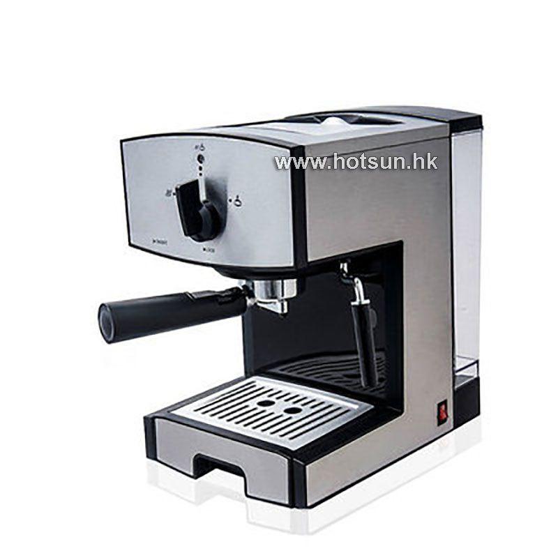 15 Bar Semi-automatic Italian Pressure Espresso Coffee ...