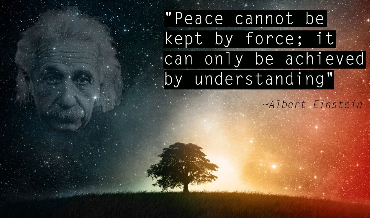 Albert Einstein Famous Quotes With Images