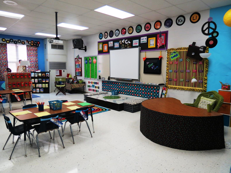 Stage classroom Stage classroom School