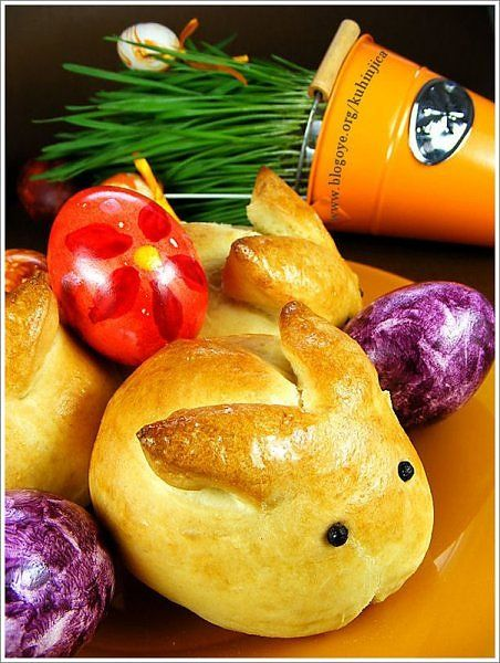 Pogačice kao zeke – Hristos Voskrese ! | Minjina Kuhinjica