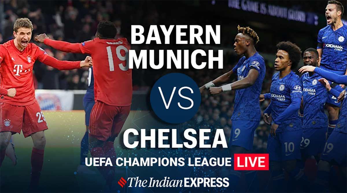Xem lại bóng đá Bayern Munich vs Chelsea, Champions League