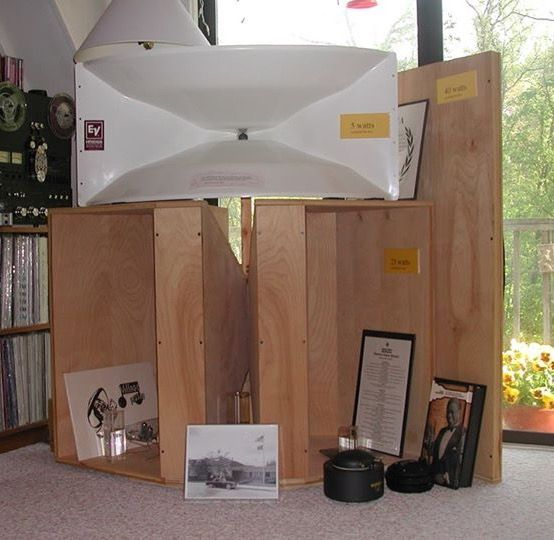 This Posted On The FB Horn Loudspeaker Forum By John Long In USA