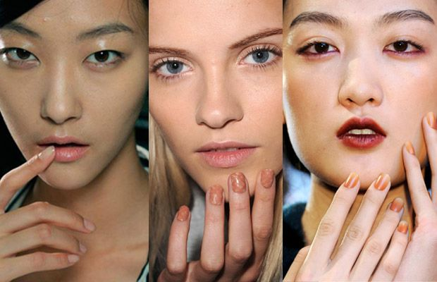 The Best Neutral Nail Colors For Olive Skin Olive Skin In 2019