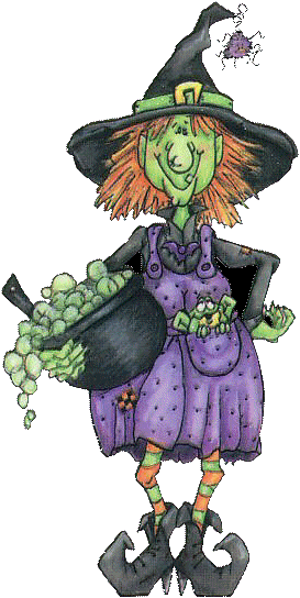 La Soupe à la Sorcière, une histoire d'Halloween pour les