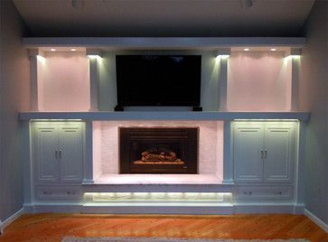 Fireplace Led Accent Lighting