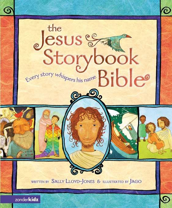 Jesus story book with crafts