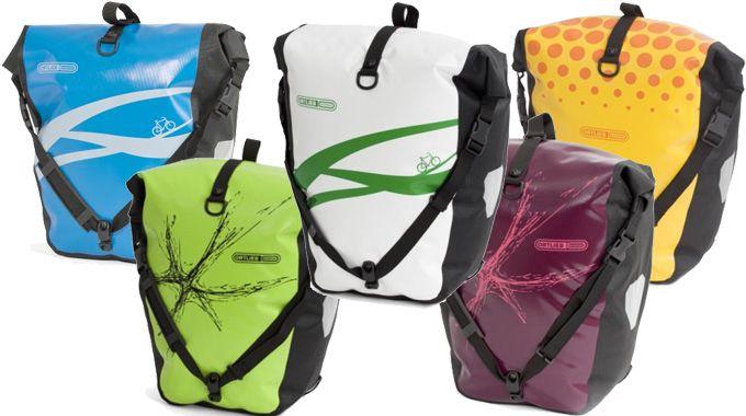 Ortlieb Back Roller Classic Design Pannier Bag