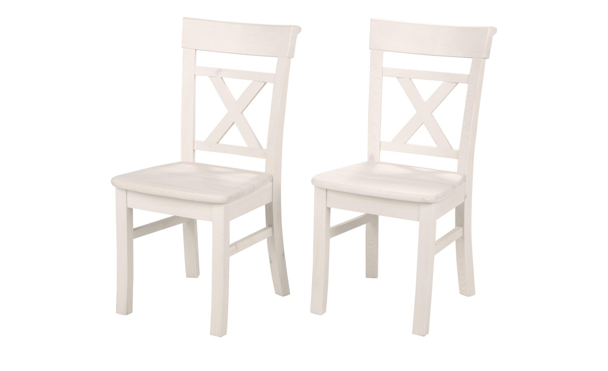 2er Set Massivholz Stuhle Bornholm Gefunden Bei Mobel Hoffner Stuhle Holz Esszimmerstuhle
