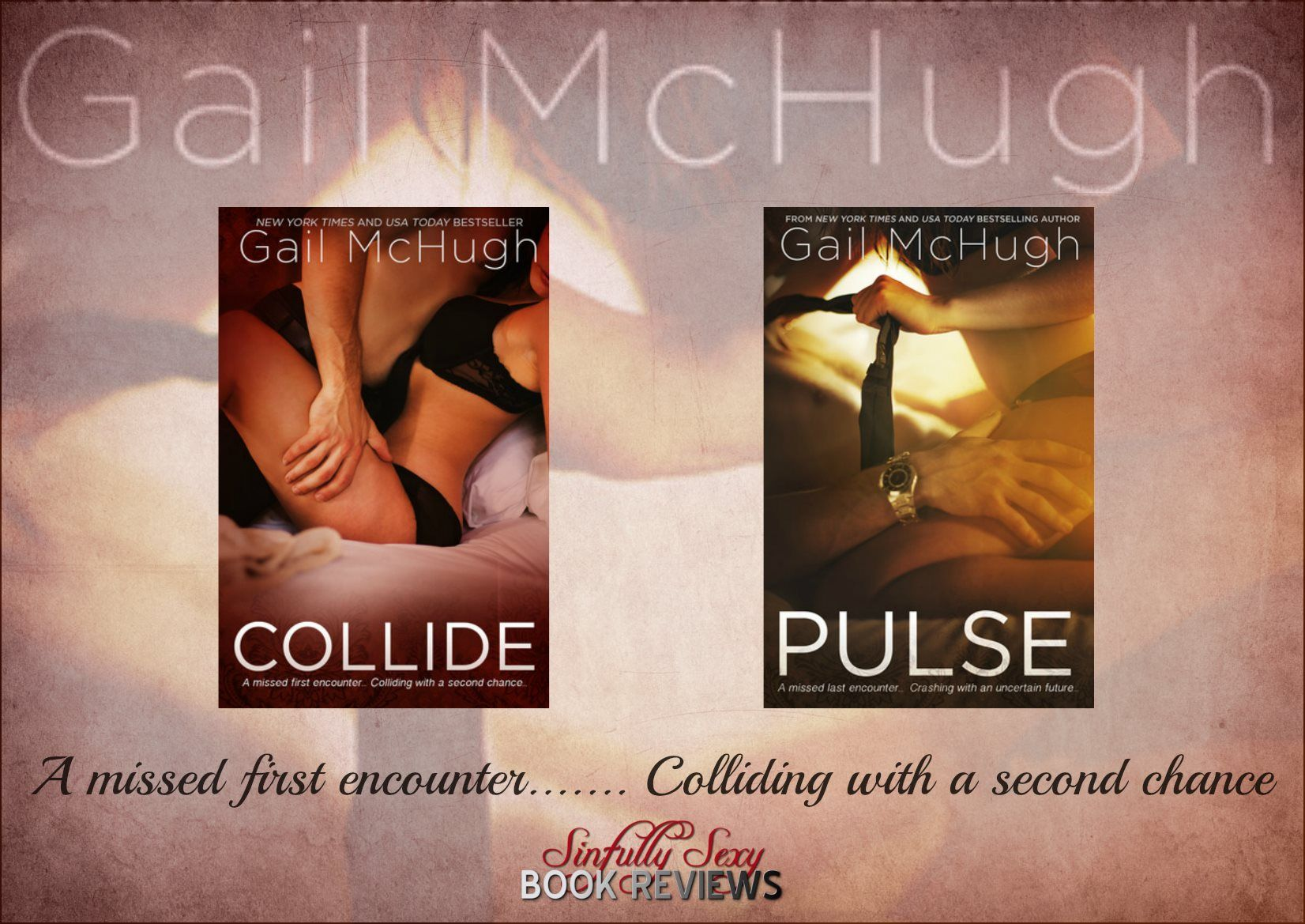 Megan Hart Libros Collide And Pulse Gail Mchugh Books Worth Reading