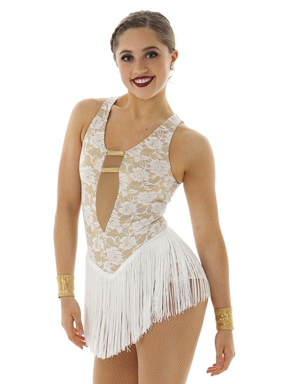 fe8be651f Showgirl dance costume with fringe skirt! | Theme Costumes | Dance ...