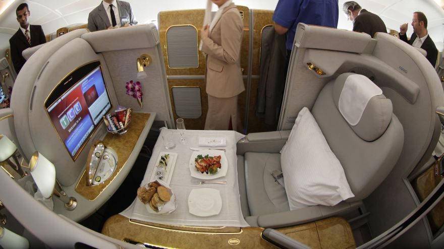 World Airline Awards Best Seats America S Airlines Are The World S Most Profitable And Leas Emirates First Class Best First Class Airline First Class Airline