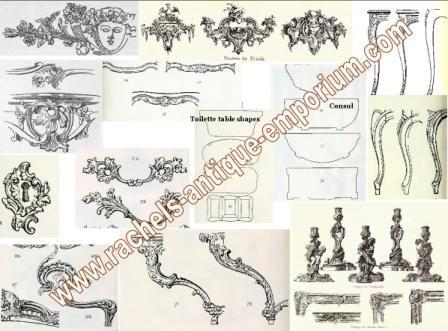 Superieur Louis XV Furniture