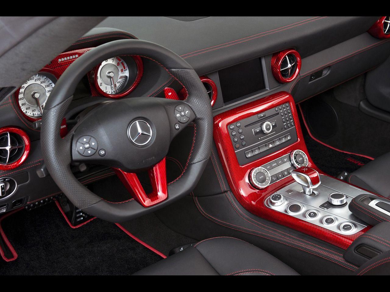 2012 Hamann Hawk Mercedes-Benz SLS Roadster