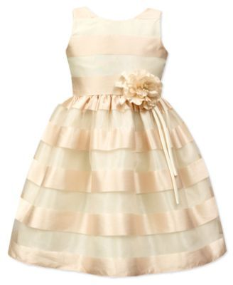 01ed285dea9 Jayne Copeland Shadow Stripe Special Occasion Dress