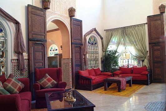 Moroccan interior design moorish architecture mediterranean home