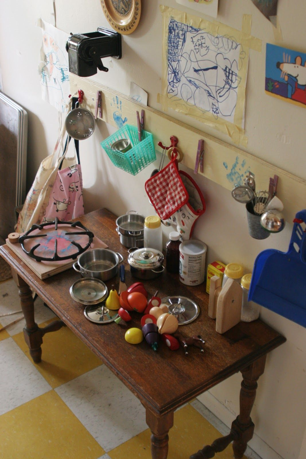 Play Kitchen Stove (With images) Play kitchen, Best play