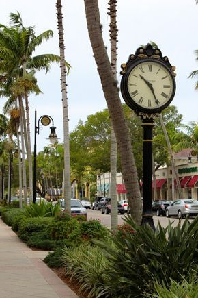 Historic Downtown Naples Ping Dining Entertainment And More Pinterest Restaurants Florida Travel